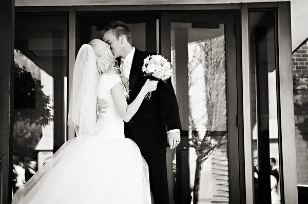 emilee and justin's wedding