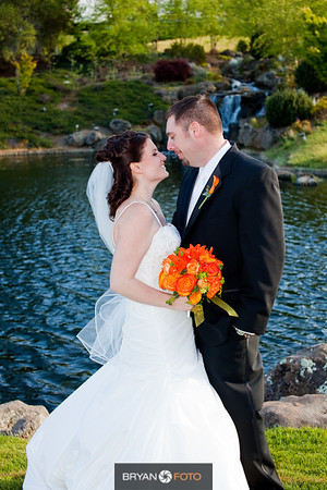 Chris And Melissa Wedding 2009