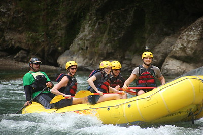 Costa Rica Whitewater Rafting 2018