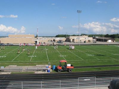 Boys JV Football - 8/29/2008 Ogemaw Heights BE