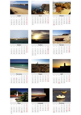Kalendáře / Calendars