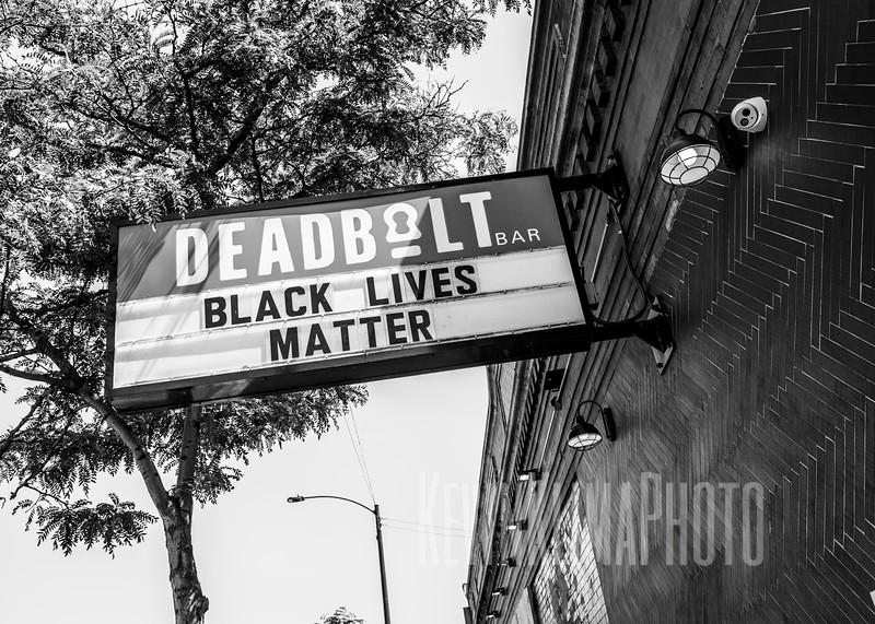 Deadbolt Bar