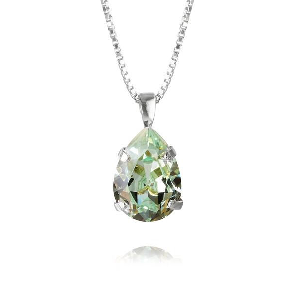 Mini Drop Necklace_Chrysolite-rhodium.jpg