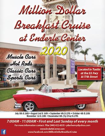 Million Dollar Breakfast Cruise