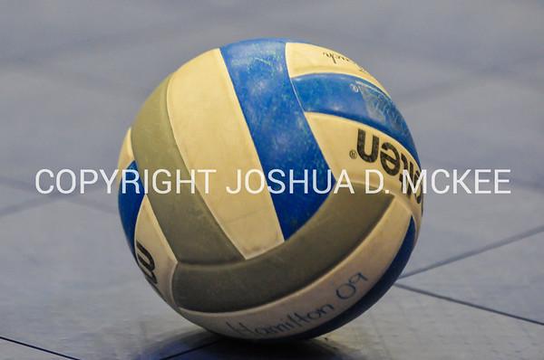 Hamilton Volleyball v Williams 10-9-15