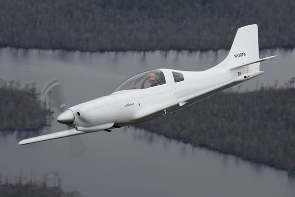1996 Lancair 360, Norfolk, 14Feb18