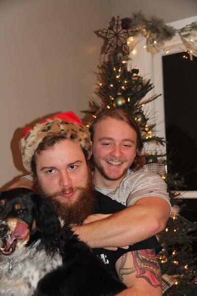 Caleb, Wyatt & Tex