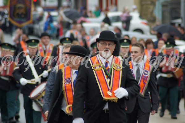 United North Belfast Districts Tour of the North Parade