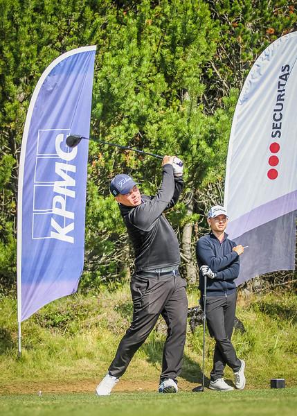 GÖ, Sigmundur Einar Másson Íslandsmót í golfi 2019 - Grafarholt 2. keppnisdagur Mynd: seth@golf.is