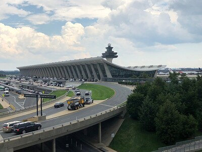 Dulles Airport-August 2018