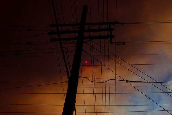 2016 L.A. Fires
