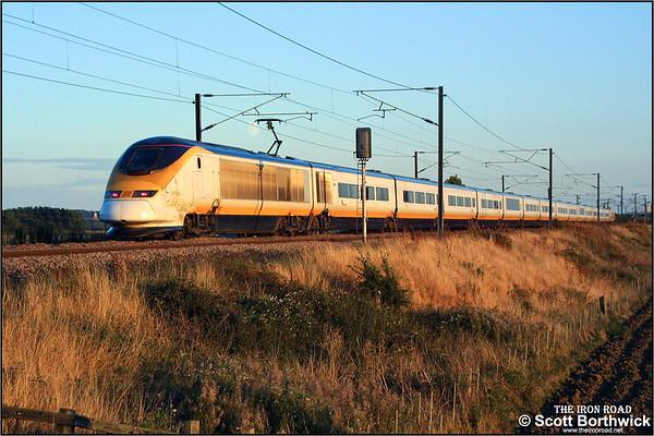 Class 373: Eurostars