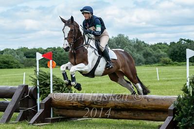 Stratford Hills Horse Trials, June 2014