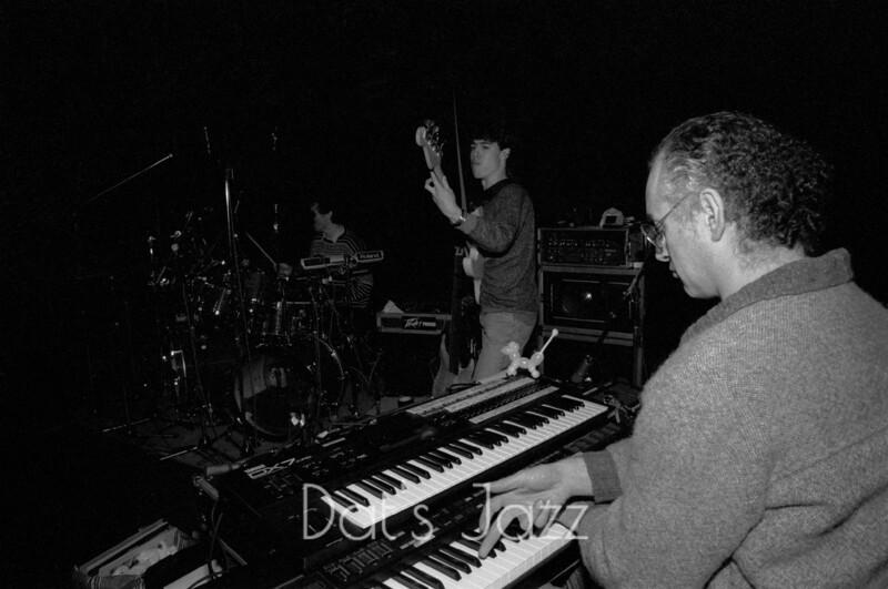 PETER LEMER, PHIL MULFORD & JON HISEMAN