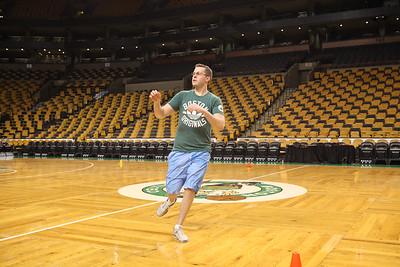 TD Garden Ultimate Boston Basketball