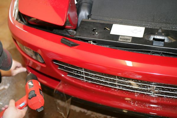 1999 Ferrari F-456 Bumper Only