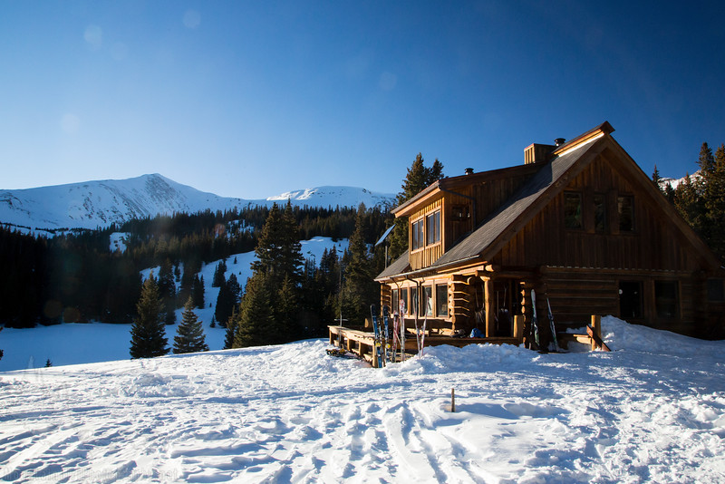 10th Mountain Hut