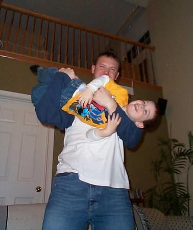 Dave's Birthday 2004