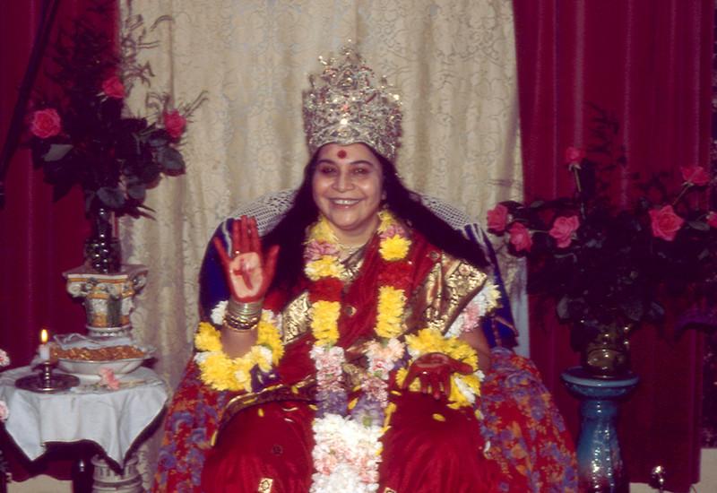 Shri Ganesha Puja, Brighton UK, 19 July 1980