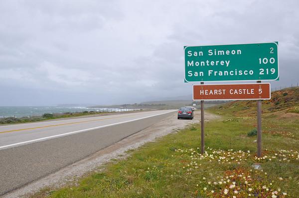 USA: Hearst Castle