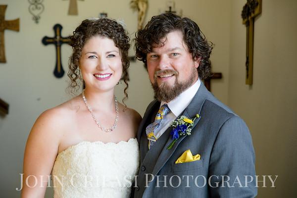Stuart & Melissa