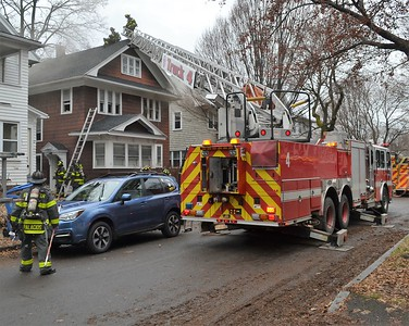 House Fire - Palisade Park Rochester, NY -12/28/18