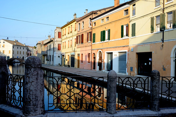 Cioggia to Comacchio