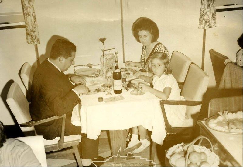 1964, Príncipe Perfeito (Viagem para Angola)
