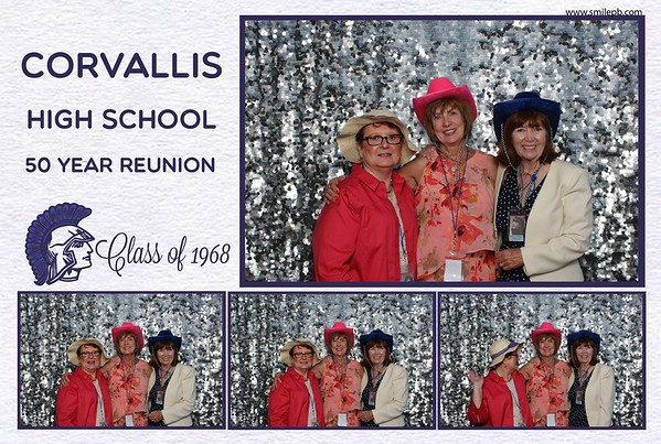 Corvallis High School 50 year reunion