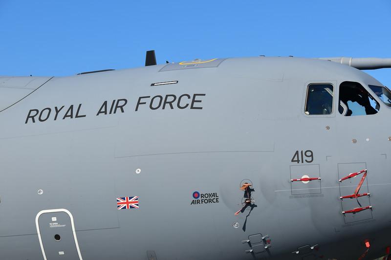 Royal Air Force Airbus A400