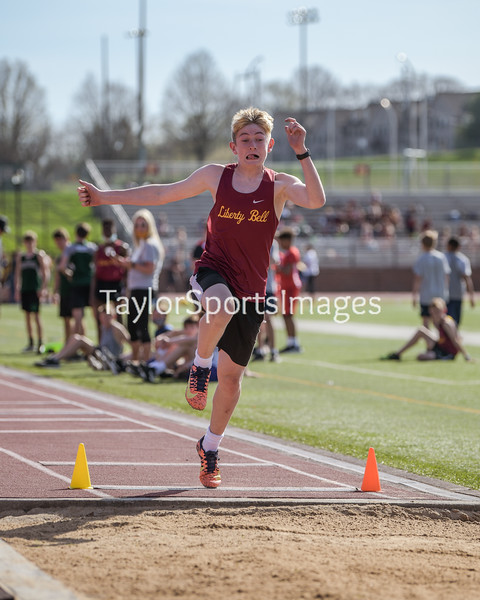 LBMS Track Meet March 2021