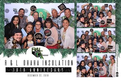 R & L Ohana 10th Anniversary (LED Dazzle Booth)