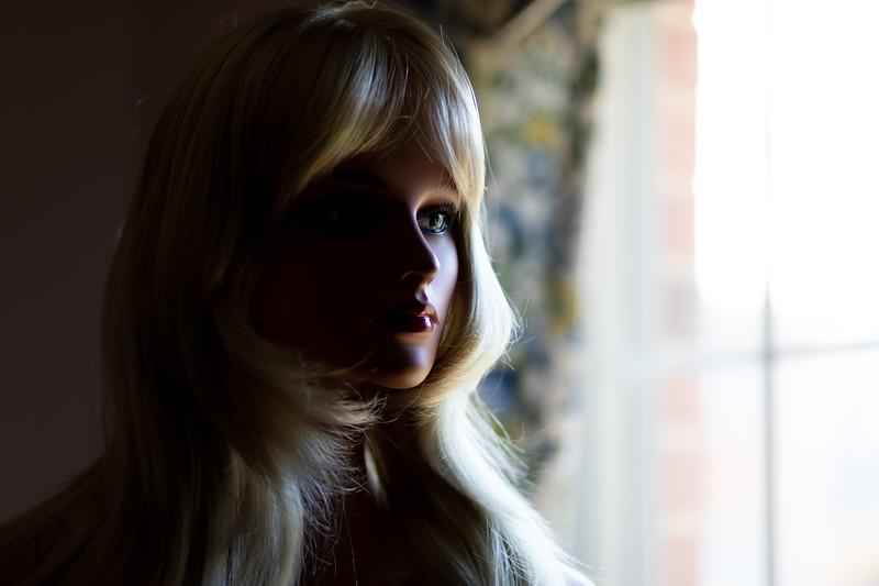 """Blond Ambitions"" Isla Steady Shoot April 2021"