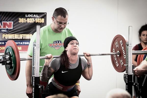 USAPL Power Lifting Meet - 6/20/15