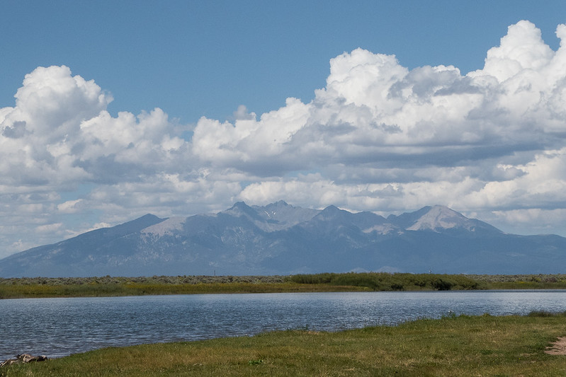 Blanca Peak, fifth highest in CO at 14, 345 ft