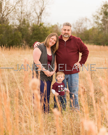 Mikes Family Session