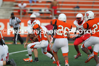 La Porte JV A Football vs. Bellaire 9/4/2014