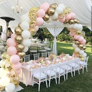 Balloon Decor & Custom Backdrops