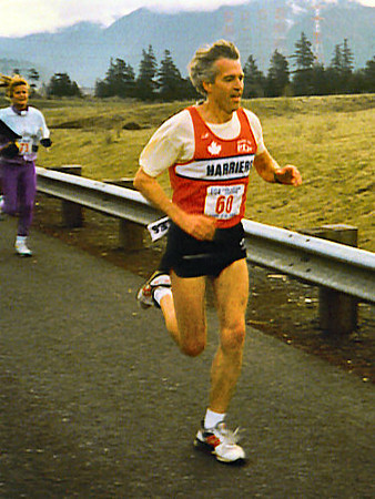 Lewis & Clark Relay - 1989 - Gord Smaill