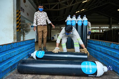 UNICEF- Oxygen Cylinders & Flow Meters -02-08-2021
