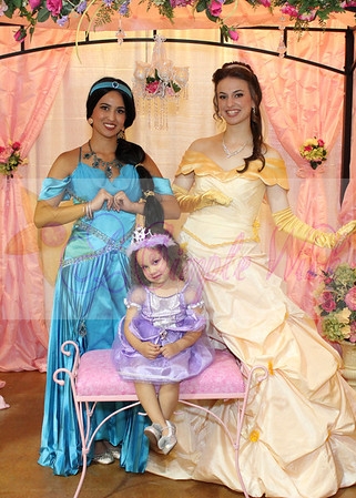 Tacoma Mall Princess Party