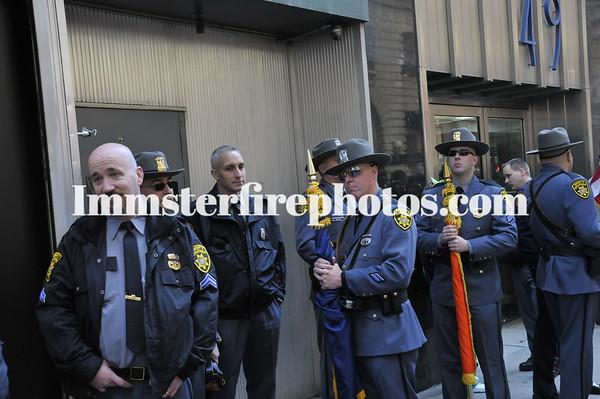 2011 NYC SAINT PATRICK'S DAY PARADE