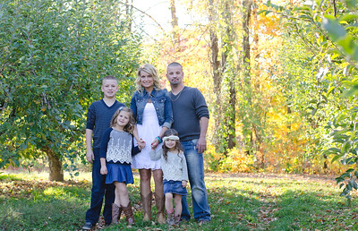 Scott Family 2014