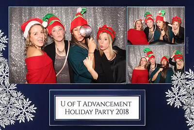 U of T DUA Holiday Party