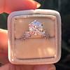 1.59ct Round Brilliant Diamond Ring GIA J SI1 6
