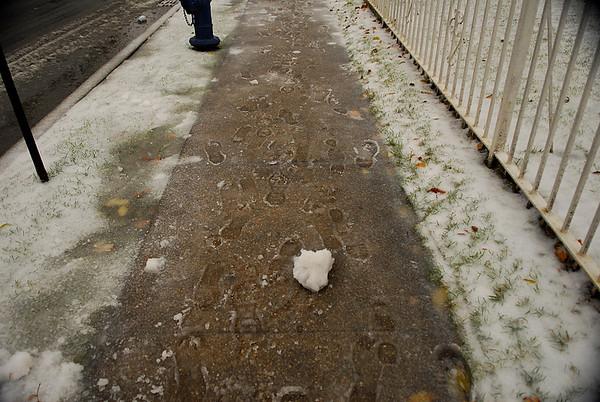 2007-12-16 Valley Stream Snow/Slush