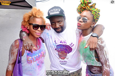 J'OUVERT JAMISHNESS