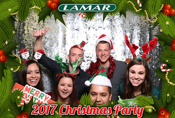 Lamar Christmas Party