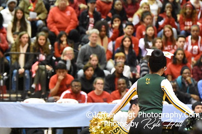 2-13-2016 Seneca Valley HS Varsity Poms at Blair HS MCPS Championship, Photos by Jeffrey Vogt Photography with Kyle Hall