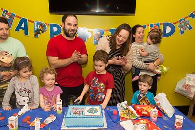 1215 Zachary 4th Birthday
